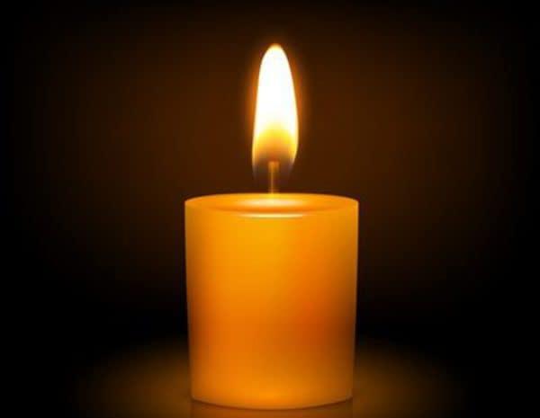 Porque es malo dormir con una vela encendida