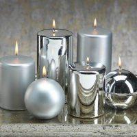 significado velas plateadas