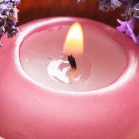 significado velas rosas