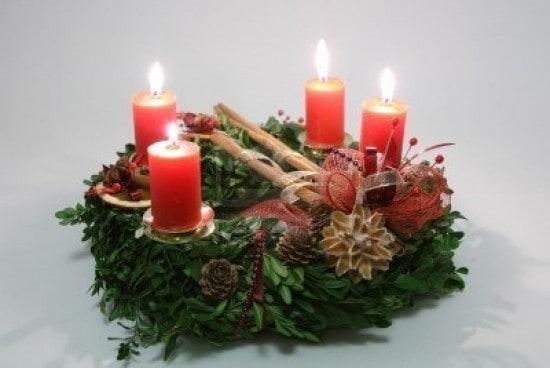 Significado de vela de adviento significado de las velas - Velas adviento ...
