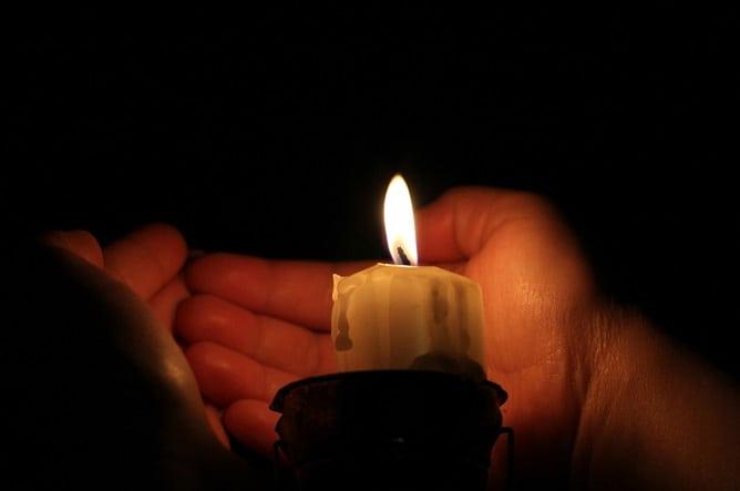 significado de la vela consagrada