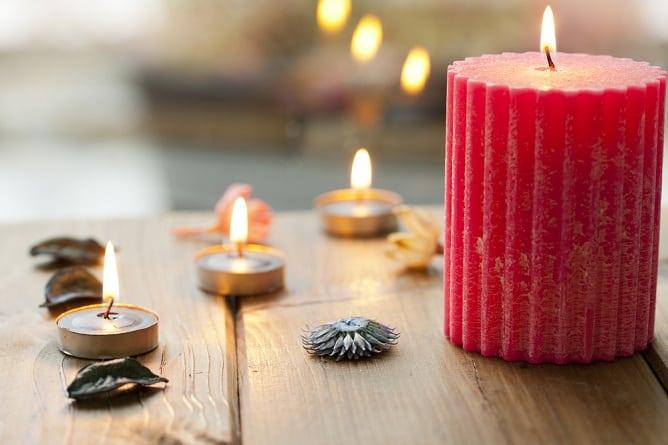 significado de las velas de cera