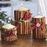 velas decorativas navideñas 4