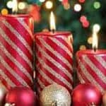 velas decorativas navideñas 7