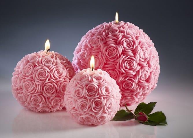 Significado de las velas rosas significado de las velas - Color rosas significado ...