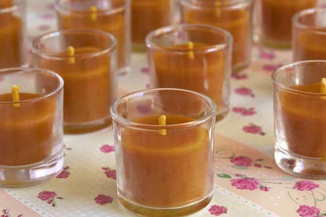 Todos los rituales velas de miel significado de las velas - Velas de miel ...