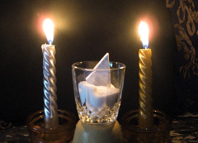 Todos los rituales velas doradas significado de las velas - Velas de la suerte ...