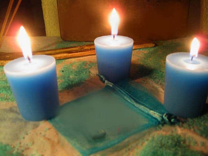 Todos rituales para el trabajo significado de las velas - Velas de la suerte ...