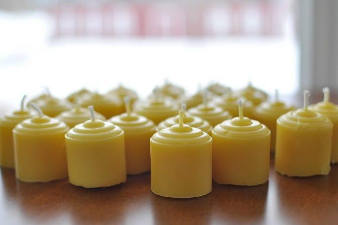 6491c1ada2c Porque estas velas están elaboradas con cera pura de abeja