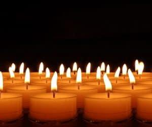 tipos de velas de te