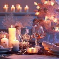 tipo de vela de navidad