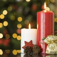 todos los tipo de vela de navidad