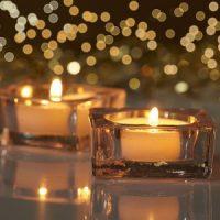 todos los tipos de velas de navidad